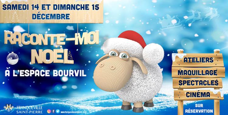 Raconte-moi Noël 14 et 15 décembre 2019