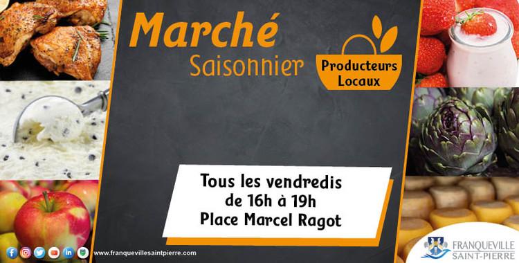 Marché Saisonnier et concerts
