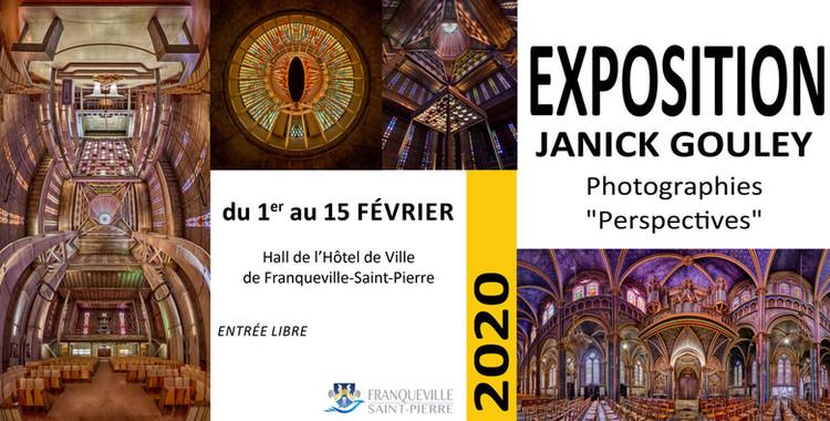 """1er au 15 février : Expo photo """" Perspectives"""""""