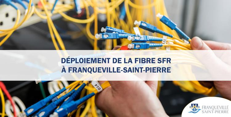 Déploiement de la Fibre SFR