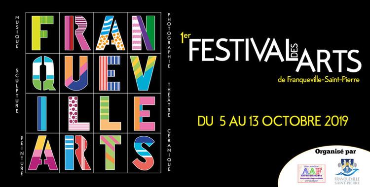 Franqueville Arts - du 5 au 13 octobre