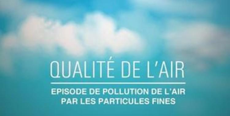 Épisode de pollution athmosphérique