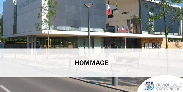 Hommage de Philippe LEROY à Simonne ORANGE