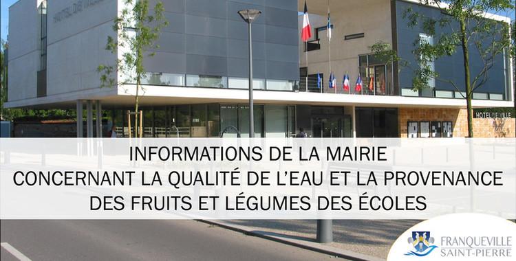 Informations de la Mairie