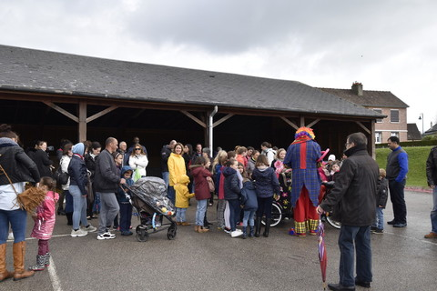 Chasse aux oeufs avril 2019