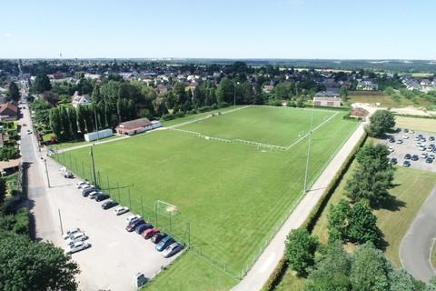 Terrain de football Raymond Vion