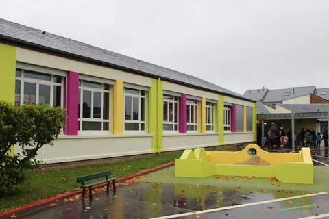 École maternelle Louis Lemonnier
